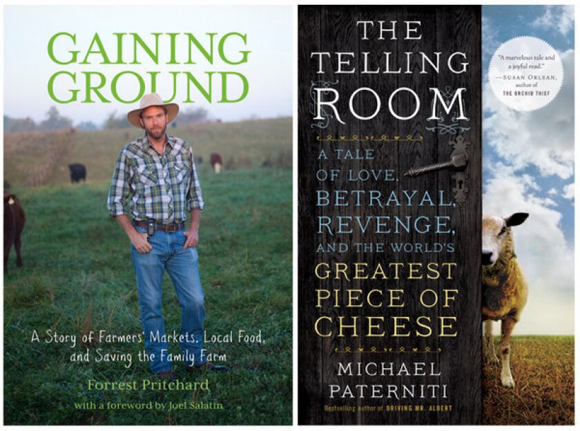 """""""Gaining Ground"""" and """"The Telling Room"""""""