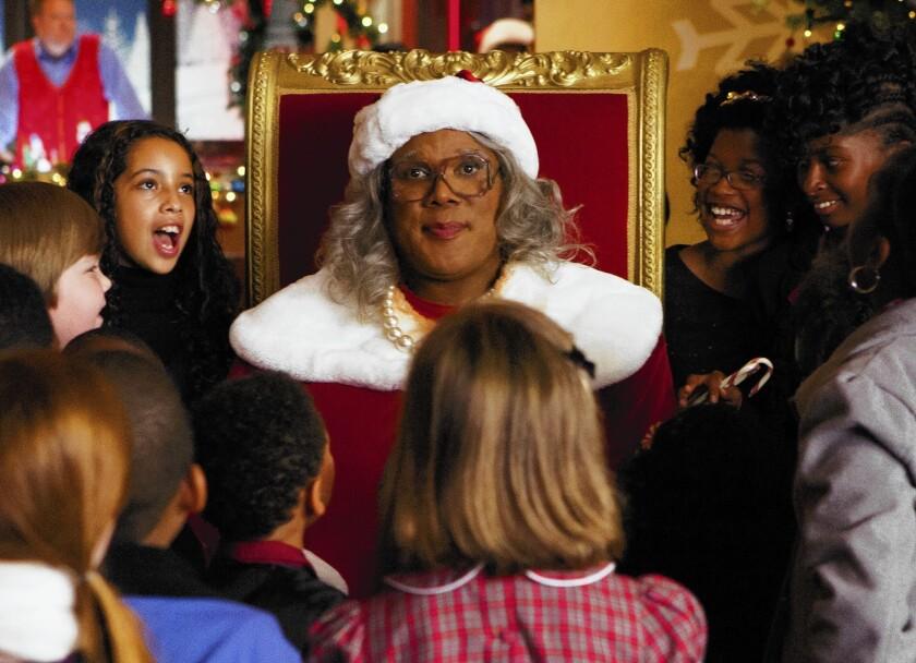 Black Christmas Movies