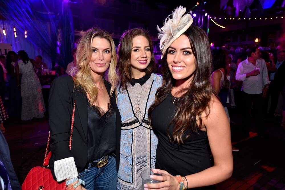 Guests at the lavish official Opening Day After-Party at the L'Auberge Del Mar celebrated the start of racing season with gourmet food stations, specialty cocktails and beats by DJ FishFonics and DJ Gabe Vega on Wednesday, July 18, 2018.
