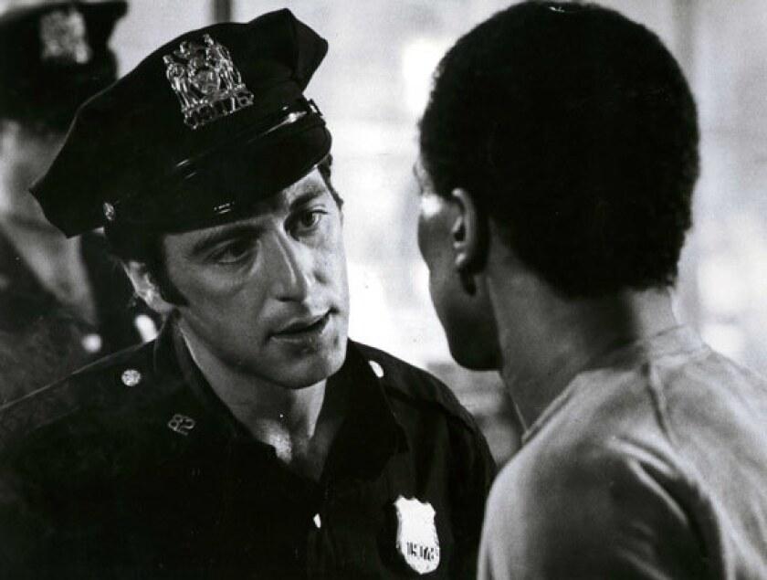 Al Pacino in 'Serpico'