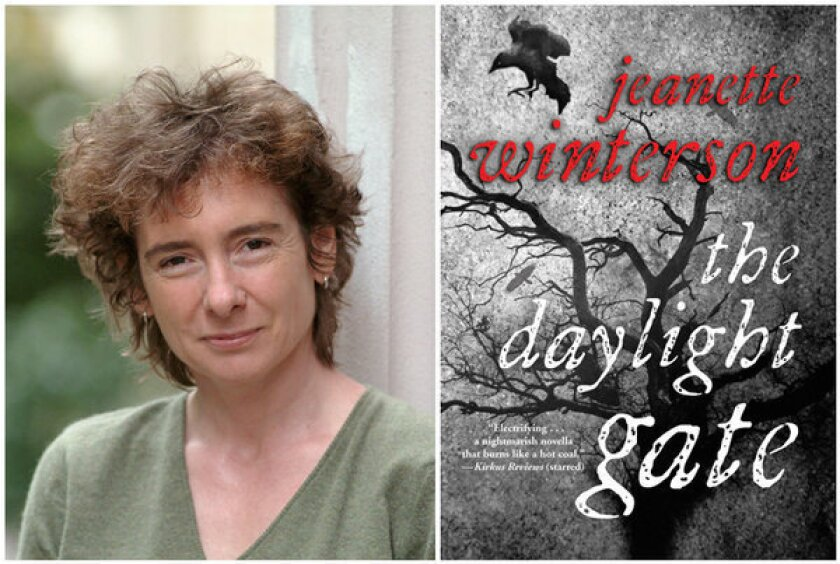Witches cast shadows over Jeanette Winterson's 'The Daylight Gate