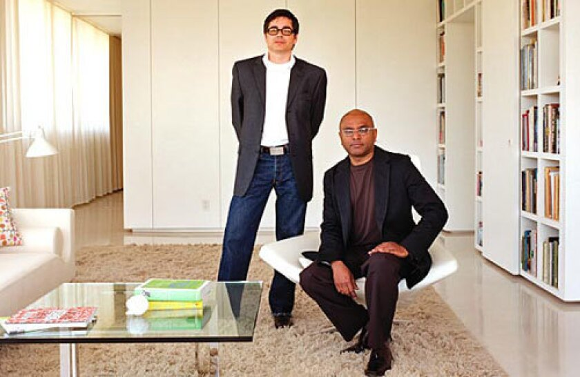 Frank Escher and Ravi GuneWardena