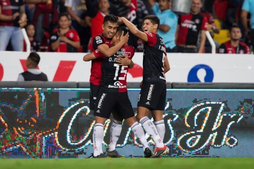 Atlas vence al Morelia con gol Isijara y gran actuación del colombiano Vargas