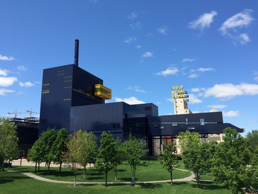The Guthrie Theater in Minneapolis