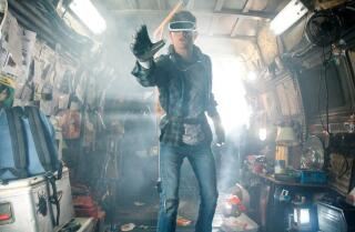 'Ready Player One review by Kenneth Turan