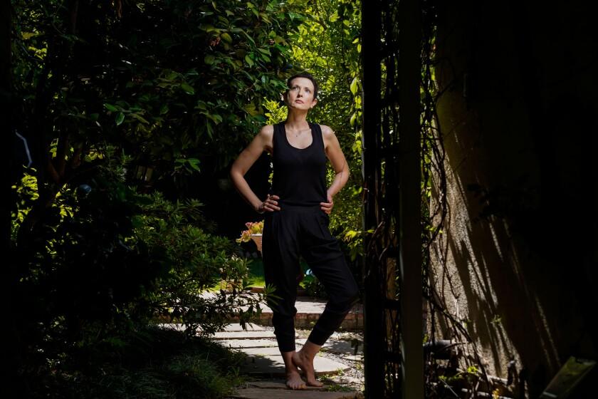 Katherine Fiore Tigerman is hopeful that her speaking about Bryan Callen will help other women.
