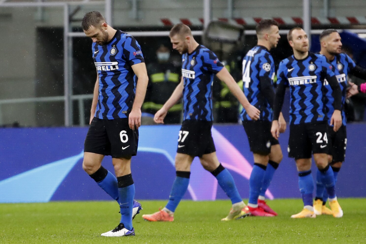 Inter, Shakhtar out of Champions League after 0-0 draw - The San Diego Union-Tribune