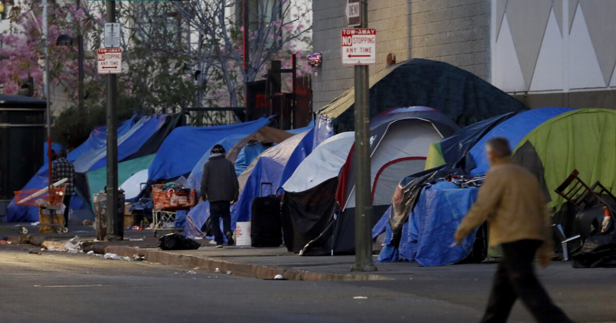 L.A. releases locations for 13 temporary homeless shelters for coronavirus crisis