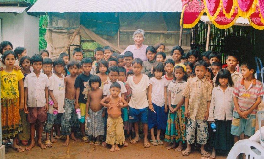 La Jolla Phototravelers Club presents images from Cambodia June 20.