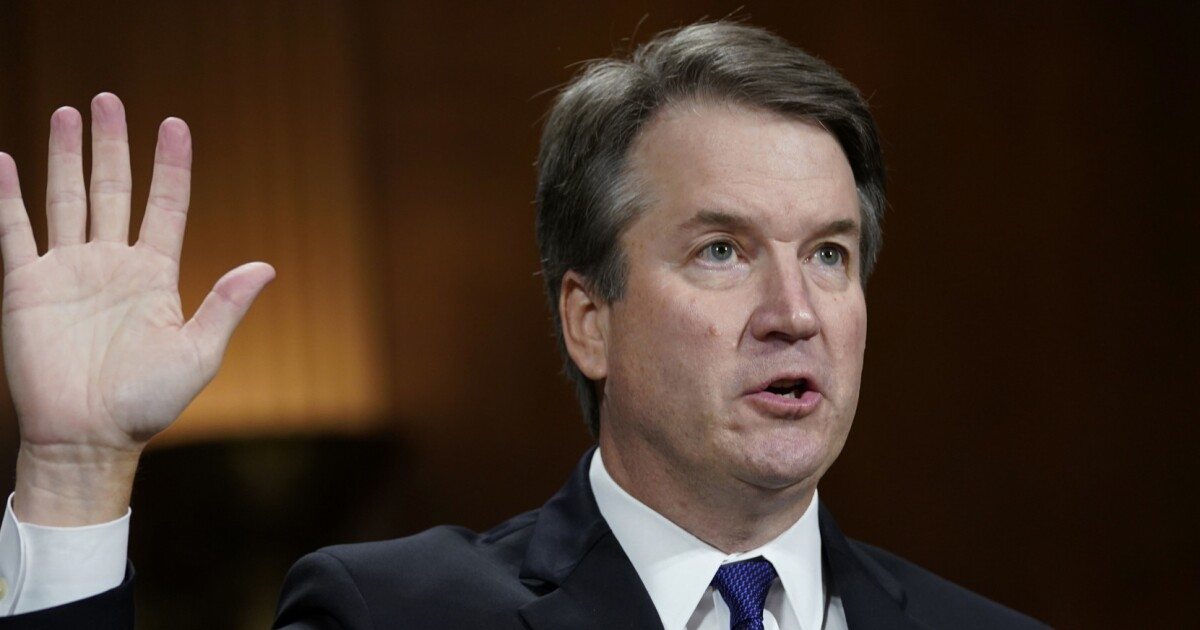 Emotional Hearing Comes To A Close With Vote On Kavanaugh Scheduled For Friday Los Angeles Times