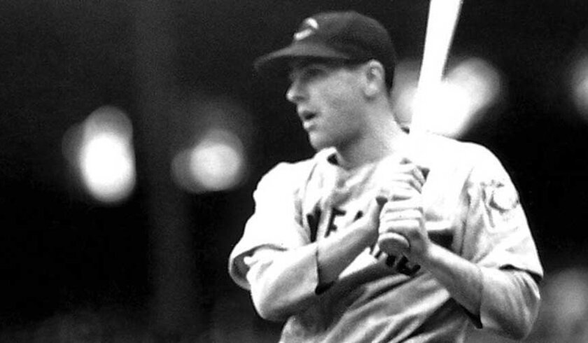 The Indians' Lou Boudreau got things started for the AL in the 1942 All-Star Game with a first-inning home run.