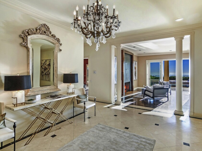 Dan Fegan's Beverly Hills home | Hot Property