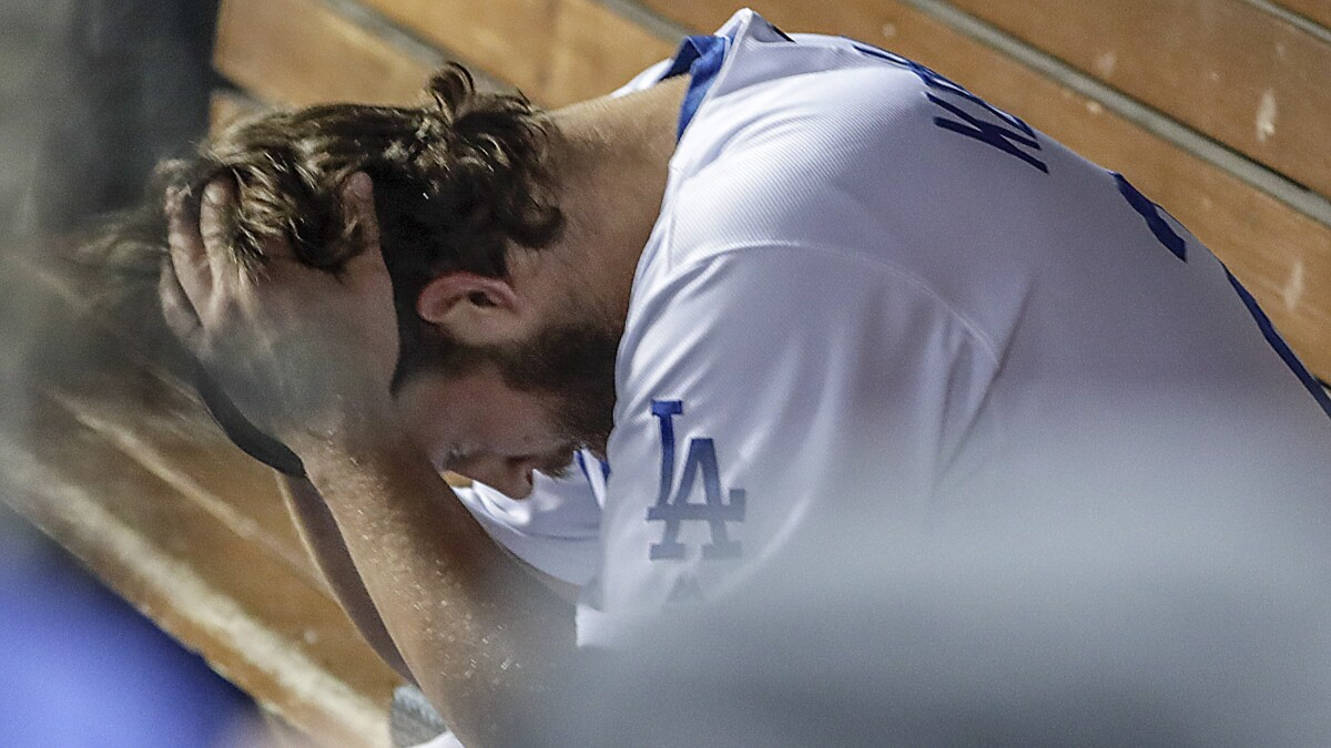 Dodgers Dugout: There's a whole list of people to blame