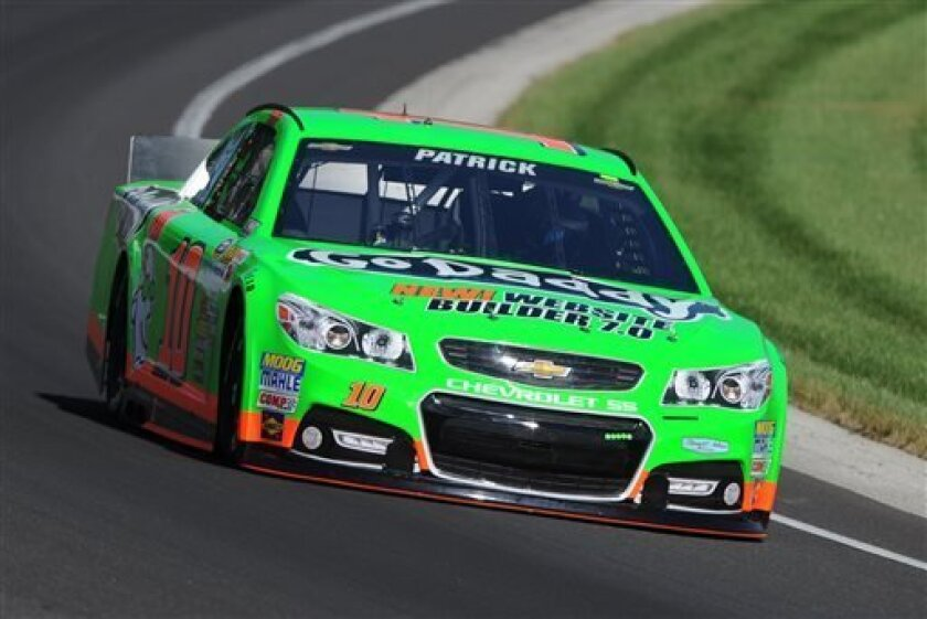 New CEO Irving evaluates GoDaddy's place in racing - The San Diego