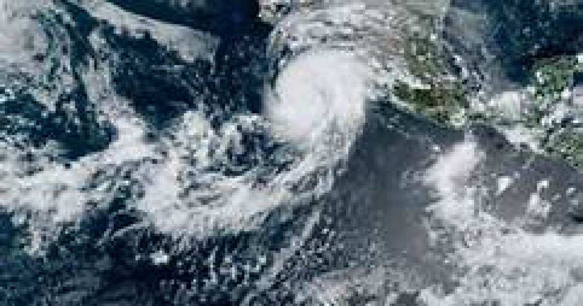 Unexpected tropical storm forming in eastern Pacific could boost waves in San Diego