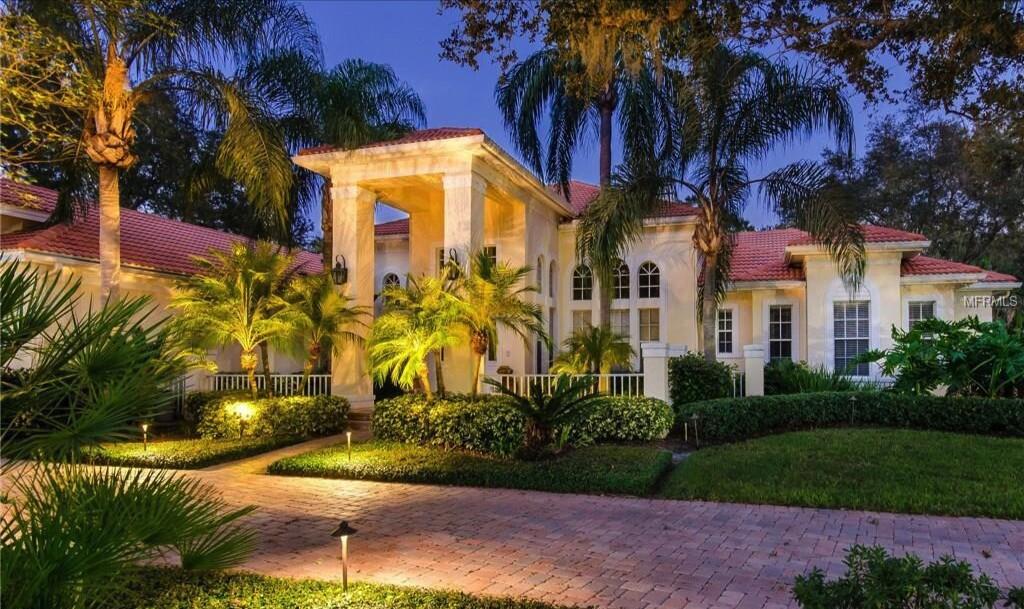 John Isner's Florida home