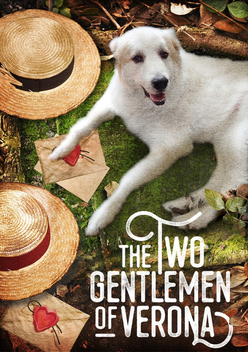 The Two Gentlemen of Verona at The Old Globe. (Courtesy photo)