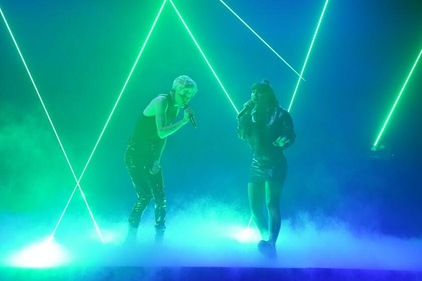 Troye Sivan and Charli XCX
