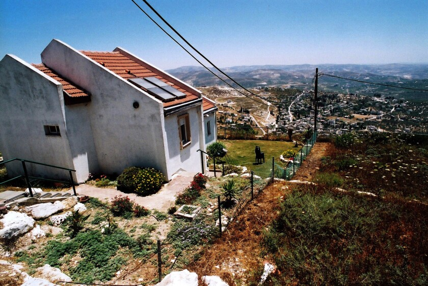 Israel legal ruling lets Palestinians reclaim former Jewish settlement