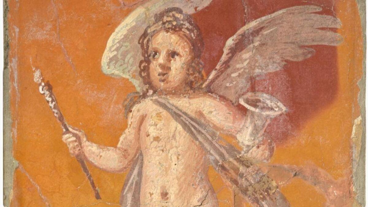 Datebook Getty Villa Shows Treasures From The Roman Villa