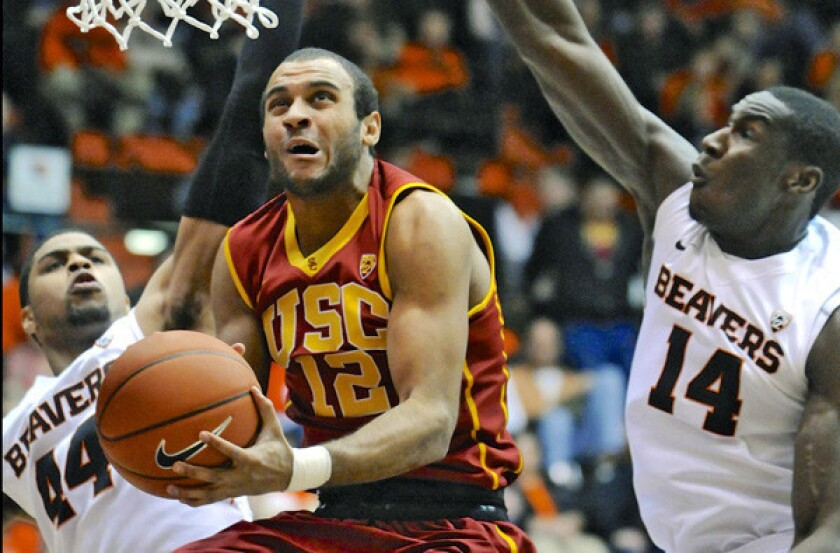 Up next for USC men's basketball: Saturday at Oregon