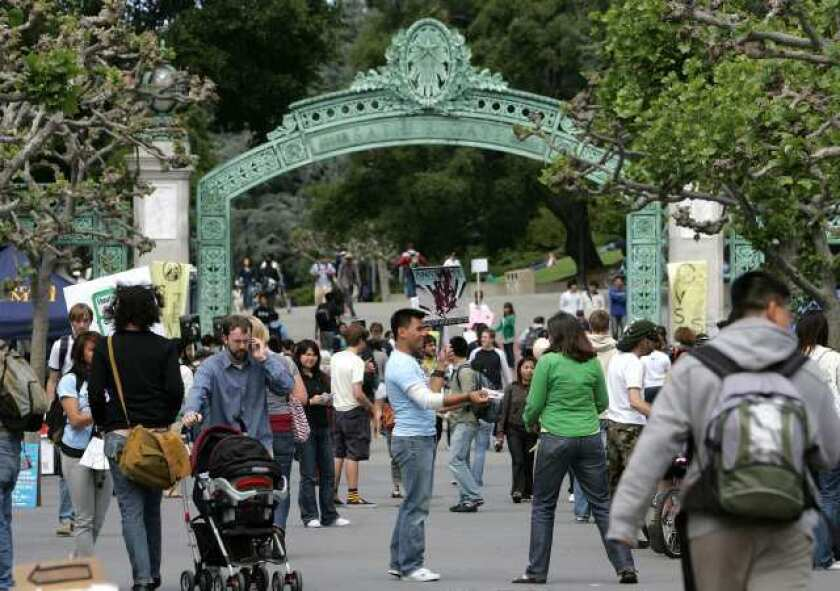 UC Berkeley's 'hostile environment' question