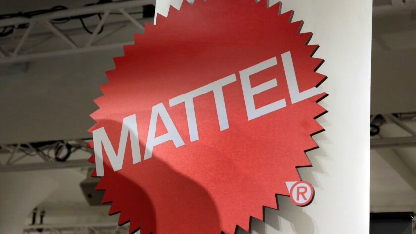 Mattel has hired producer Robbie Brenner to head a new division focused on developing movies based on its toy brands.