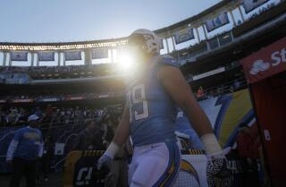 "Chargers building ""something special"" on defense"