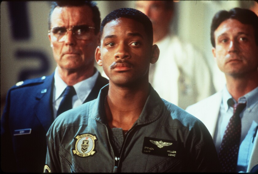 """Will Smith in """"Independence Day."""""""
