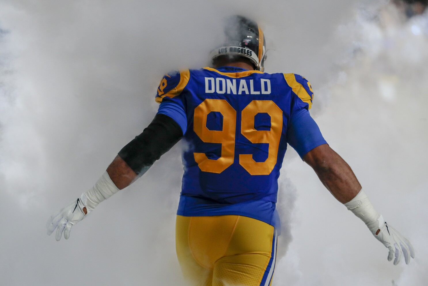 Rams Aaron Donald And Jalen Ramsey Voted Into Pro Bowl Los Angeles Times