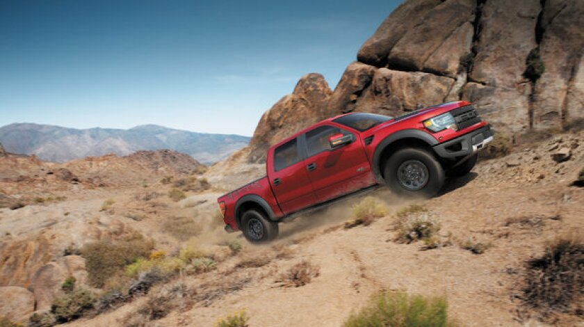 Ford Raptor Special Edition