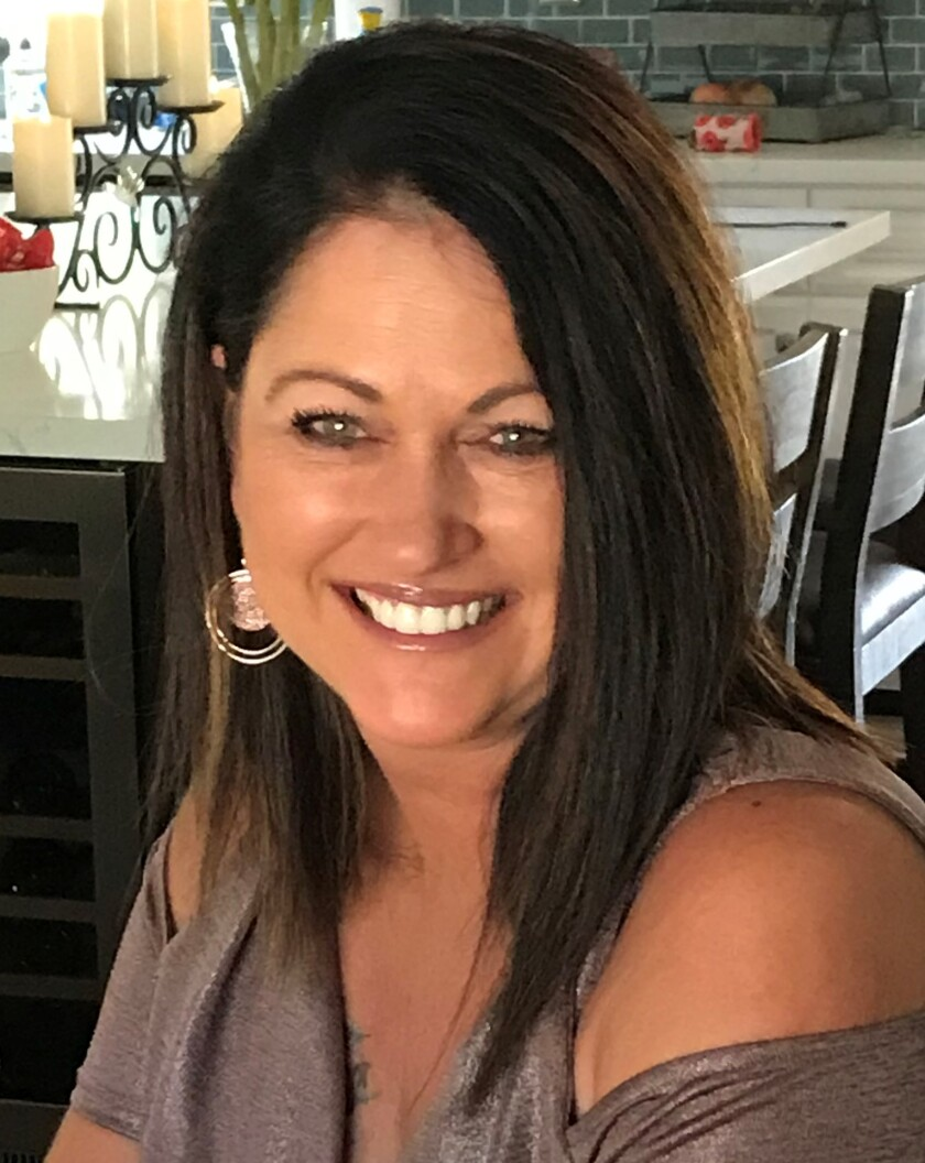 Holly Lucht is a new Realtor at Century 21 Award in Ramona