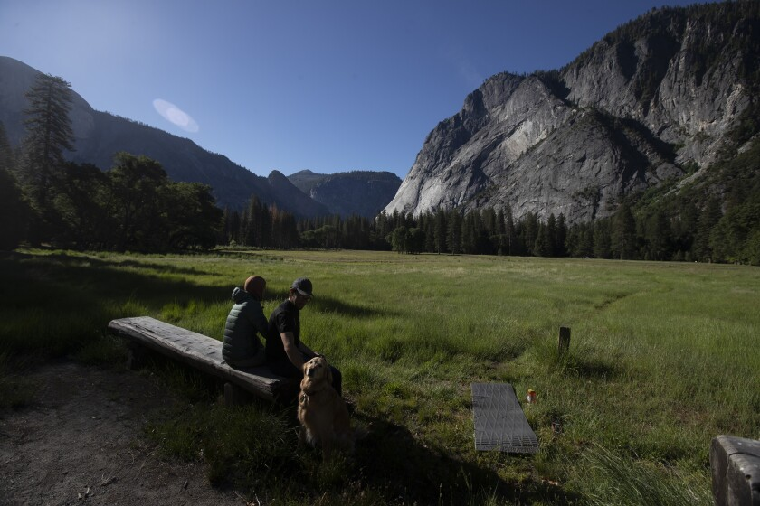 June 11, Yosemite Valley, Yosemite National Park.
