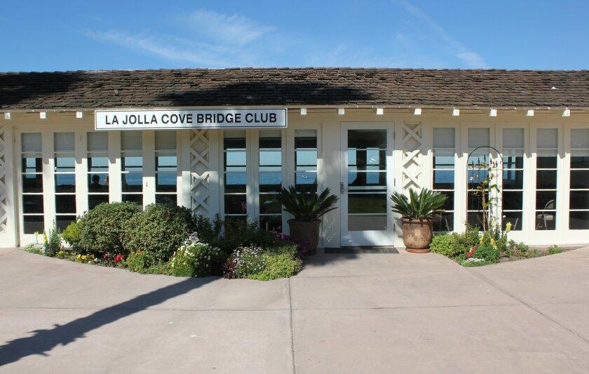 La Jolla Cove Bridge Club.