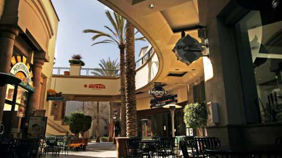 Glendale Marketplace is for sale - Los Angeles Times