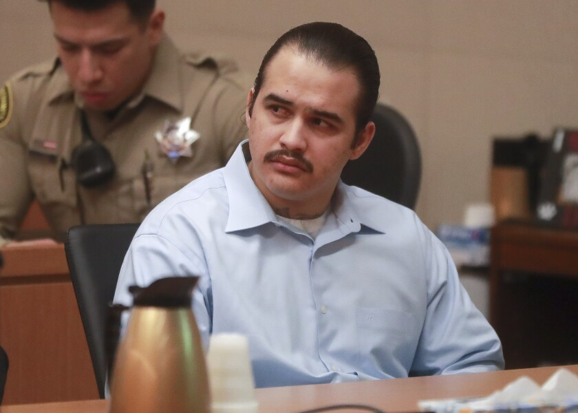 Edson Acuna at trial in February