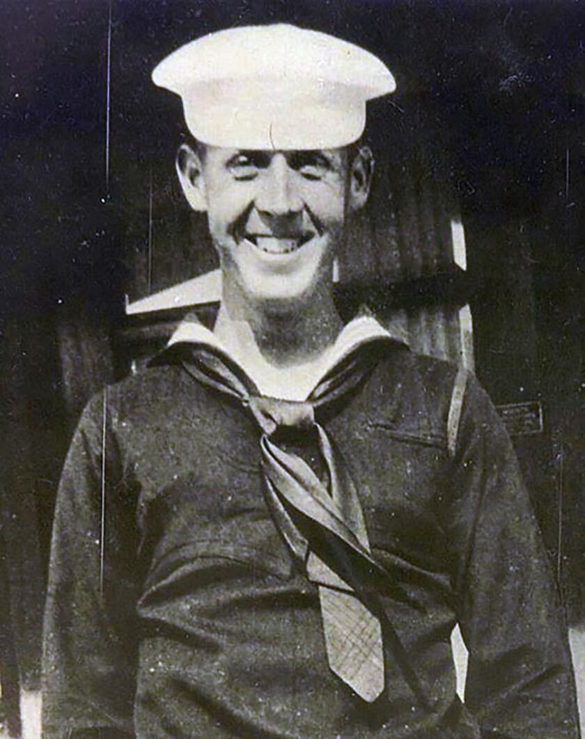 Petty Officer 1st Class Charles E. Hudson