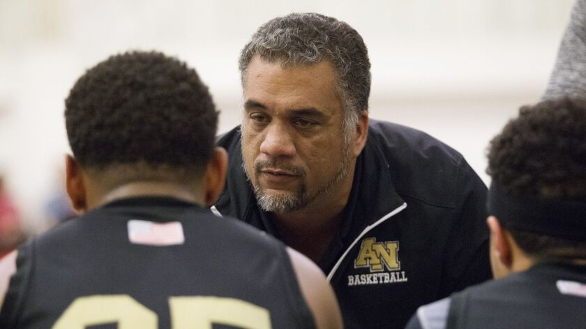 """Army-Navy coach Bobby Huggins says maybe the young Warriors will """"make some noise."""""""