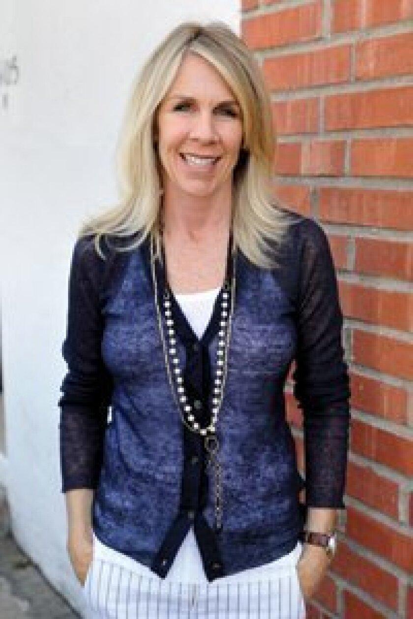 Rancho Santa Fe's Patricia Brutten will host the May 12 Wine, Women & Shoes fundraiser.