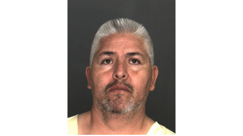 William Hernandez was arrested on suspicion of posing as a police officer and sexually assulting three women in Rancho Cucamonga and Victorville.