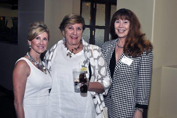 Karen Palmer, Carolyn Mills, Dawn Wessel