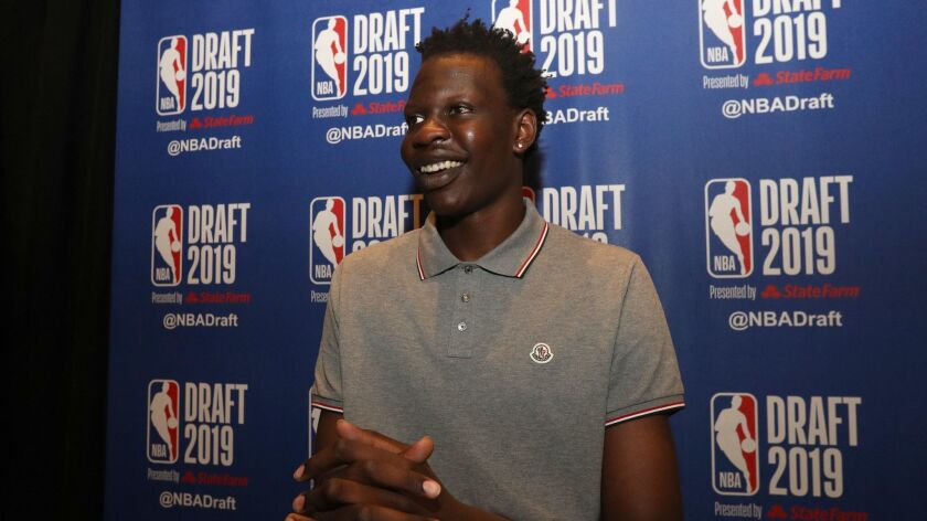 2019 NBA Draft - Media Availability