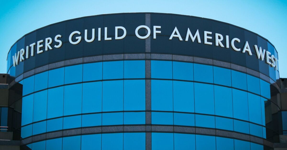 WGA examines reports from writers working with fired agents