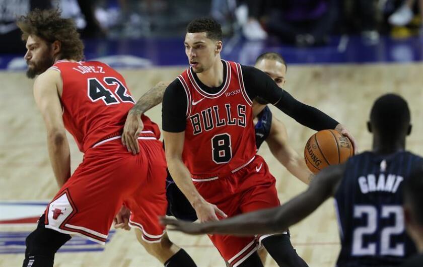 92-101. LaVine conduce el ataque de los Bulls