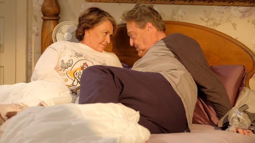"""Roseanne"" on ABC."