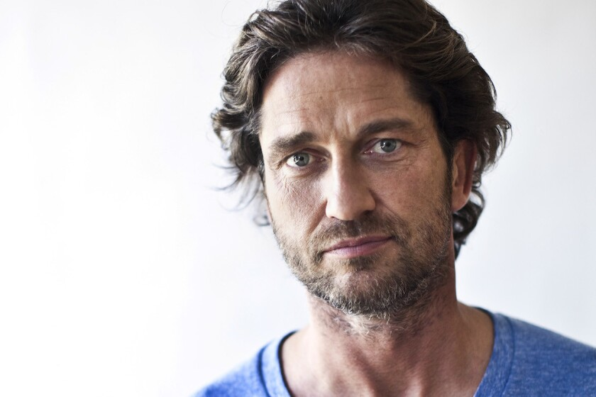 """Gerard Butler is reportedly in talks to star in a """"Point Break"""" remake."""