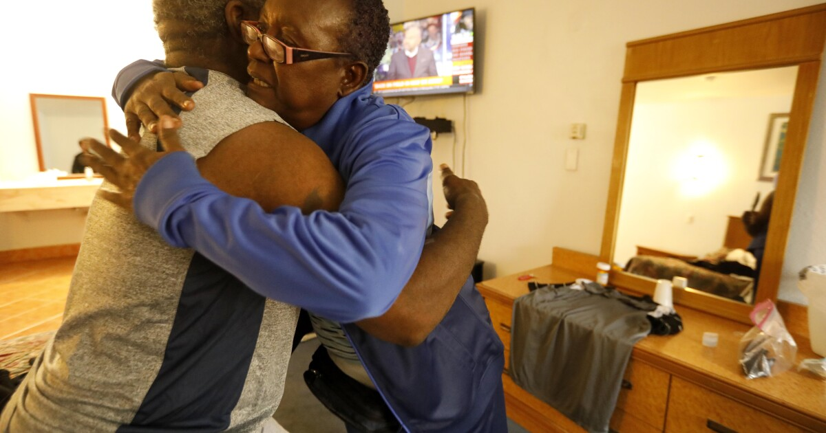 A better use for offices emptied by COVID? Homeless shelters - Los Angeles Times