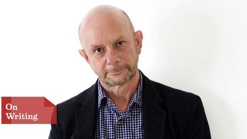 The Envelope: For Nick Hornby, adapting 'Wild' was a fast-paced uphill hike