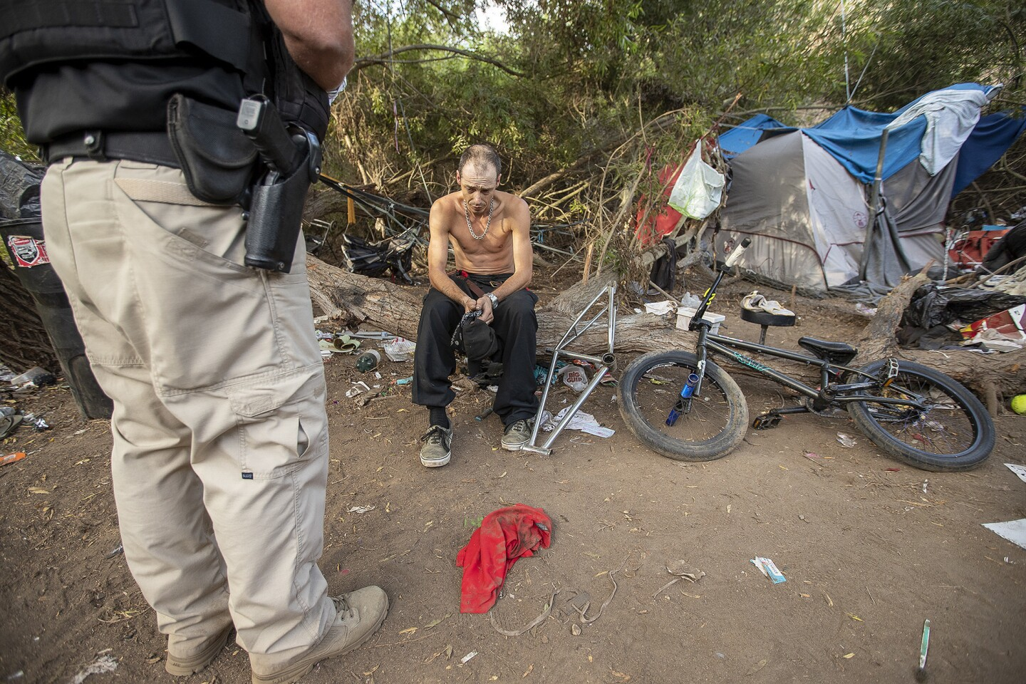 Photo gallery: Huntington Beach Homeless Task Force