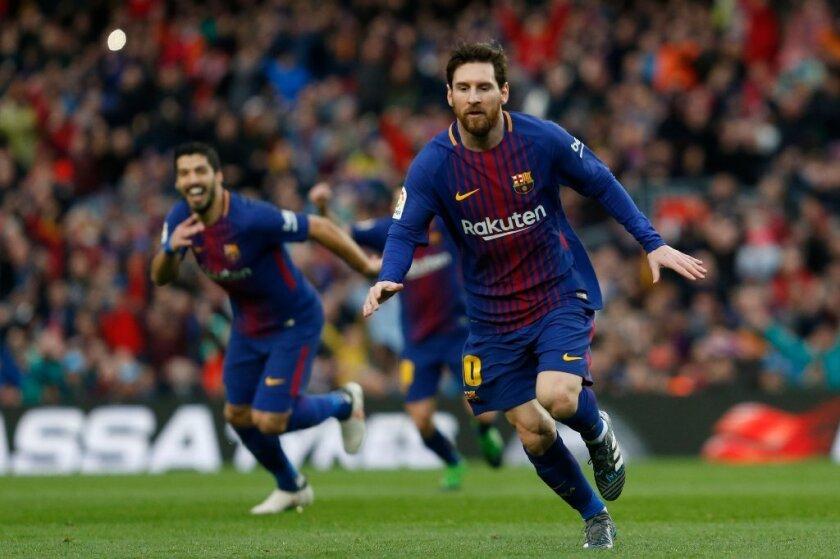 VIDEO: Messi anota su 600 y hunde al Atlético
